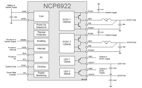 cm6300典型电路